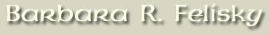 Барбара Р. Felisky логотипа